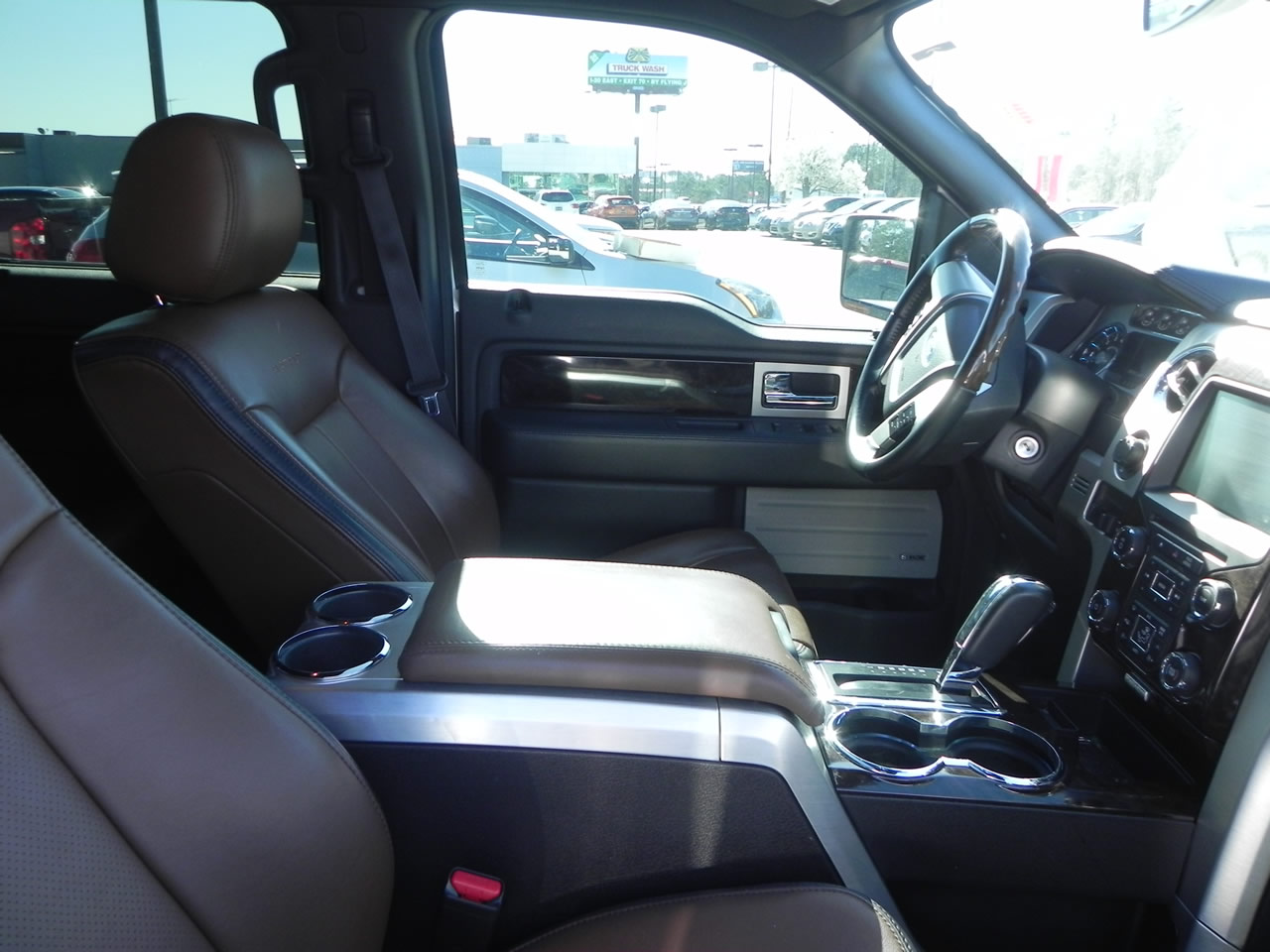 2014 FORD F-150 SUPERCREW PLATINUM