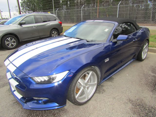 2015 FORD MUSTANG Convertible GT Premium