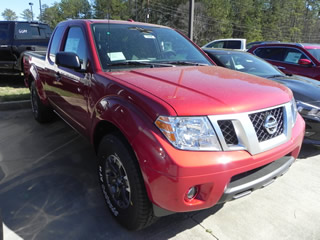 2017 Nissan Frontier DR King Cab