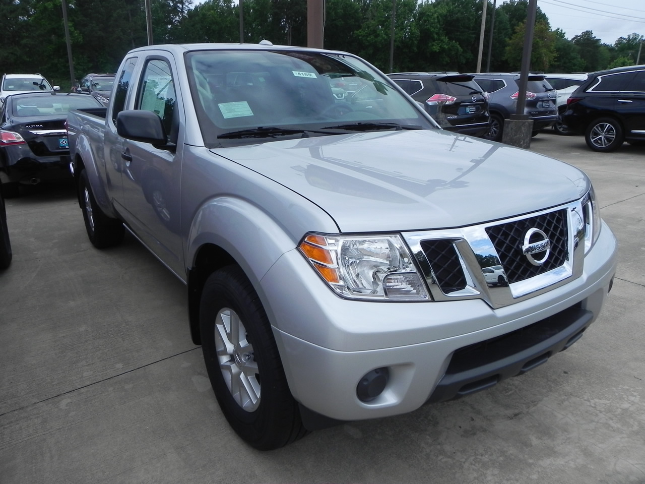 2018 Nissan Frontier SV I4 King Cab