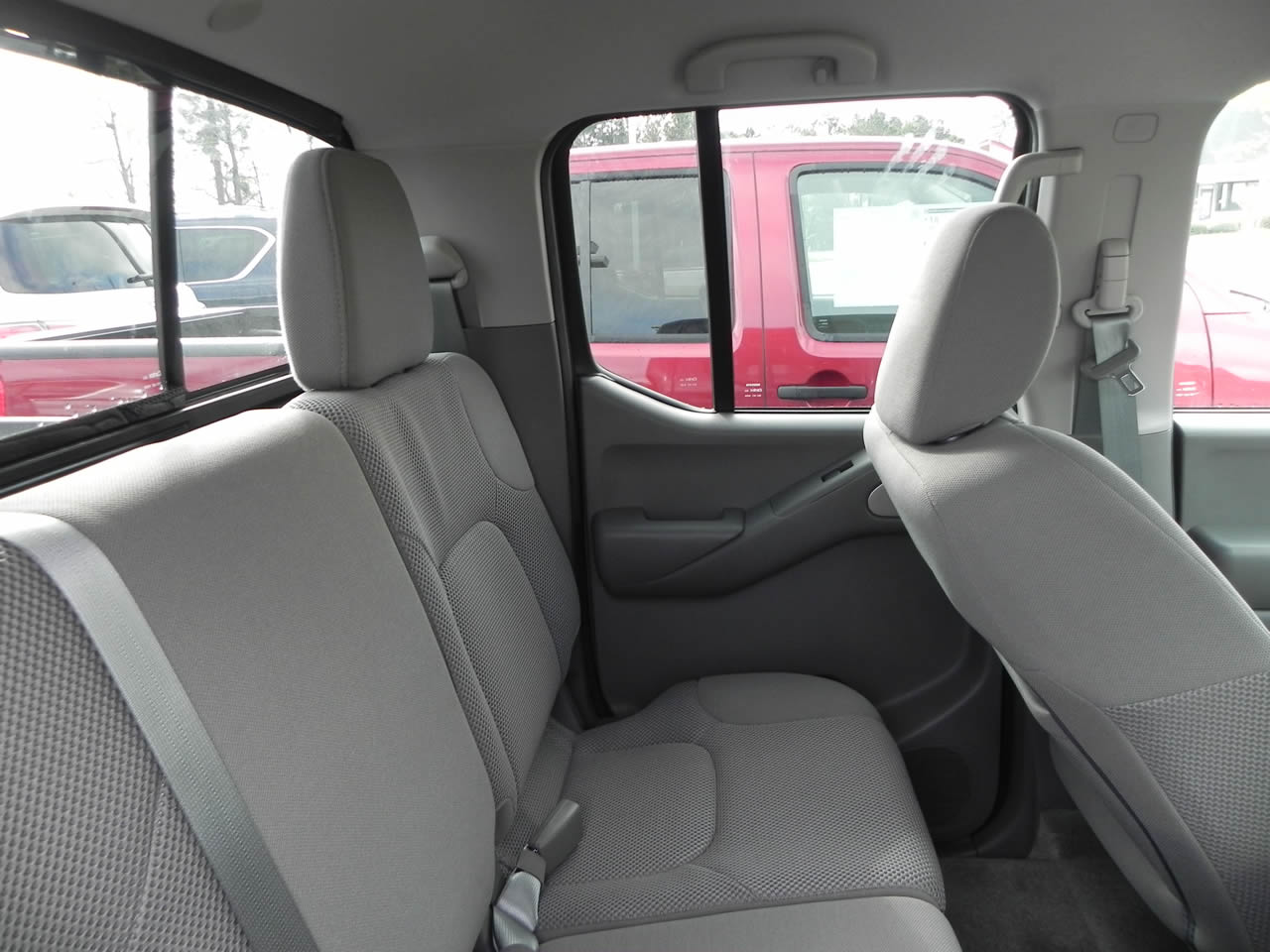 2018 NISSAN FRONTIER CREWCAB SV Longbed