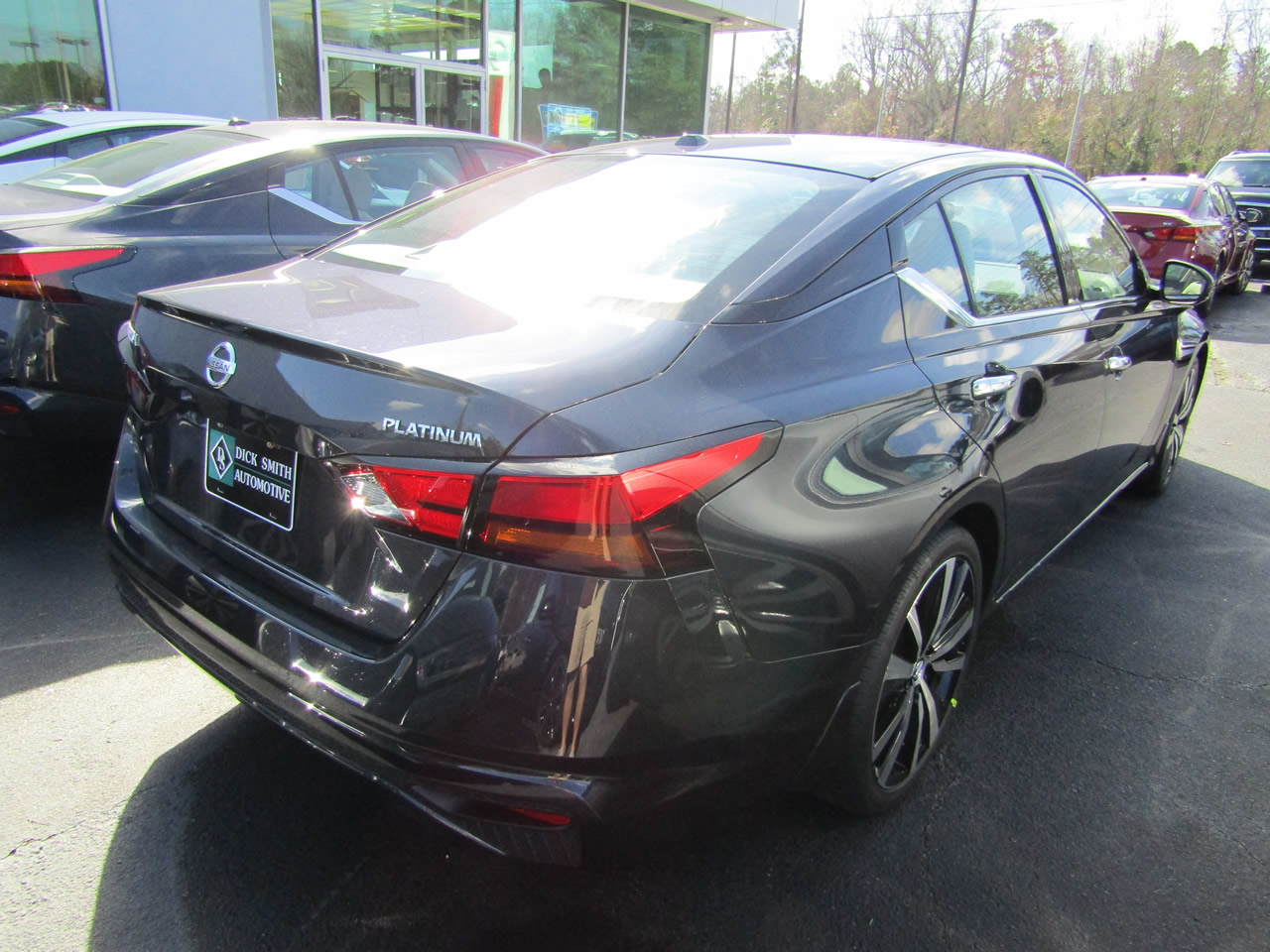 Dick Smith Nissan >> NEW 2019 NISSAN ALTIMA PLATINUM VIN 1N4BL4FV5KC182182 ...