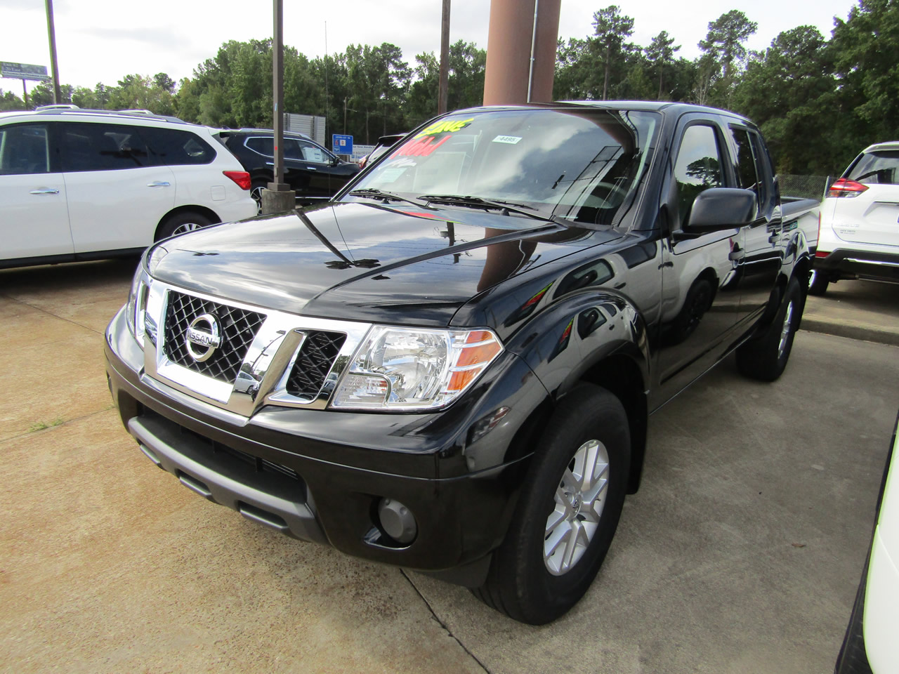Dick Smith Nissan >> NEW 2019 NISSAN FRONTIER SV SB CREW CAB VIN ...