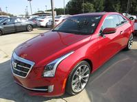 2016 CADILLAC ATS LUXURY TURBO