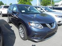 2016 NISSAN ROGUE S