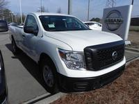 2017 NISSAN TITAN Single Cab S V8G