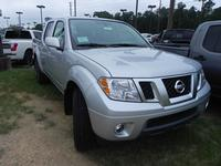 2017 Nissan Frontier PRO-4X SB Crew Cab 4WD