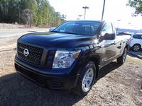 2018 Nissan Titan S V8G Single Cab