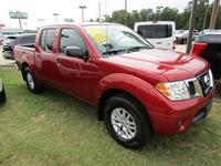 1: USED 2018 NISSAN FRONTIER CREWCAB SV 4WD