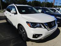 2: NEW 2019 NISSAN PATHFINDER PLATINUM