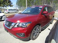 2: USED 2019 NISSAN PATHFINDER PLATINUM