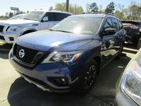 3: NEW 2019 NISSAN PATHFINDER SV