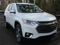 4: NEW 2019 CHEVROLET TRAVERSE 3LT LEATHER