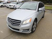 USED 2011 MERCEDES-BENZ R350 BLUETEC AWD