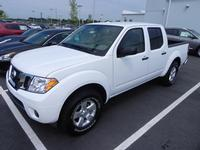 USED 2012 NISSAN FRONTIER CREWCAB SV
