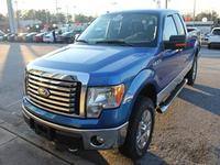 USED 2012 FORD F-150 SUPERCAB XLT 4WD