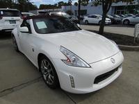 USED 2014 NISSAN 370Z ROADSTER TOURING
