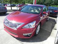 USED 2014 NISSAN ALTIMA 2.5SV
