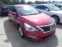 USED 2014 NISSAN ALTIMA 2.5S