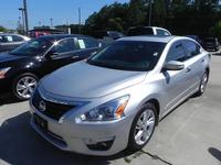 USED 2015 NISSAN ALTIMA 2.5SV