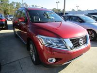 USED 2015 NISSAN PATHFINDER PLATINUM