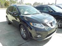USED 2015 NISSAN ROGUE SL