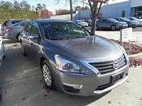 USED 2015 NISSAN ALTIMA 2.5S