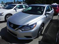 USED 2016 NISSAN ALTIMA 2.5SV