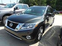 USED 2016 NISSAN PATHFINDER PLATINUM