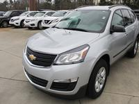USED 2016 CHEVROLET TRAVERSE LS