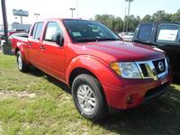USED 2016 NISSAN FRONTIER CREWCAB SV LONGBED