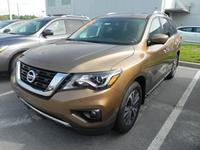 USED 2017 NISSAN PATHFINDER SL