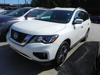 USED 2017 NISSAN PATHFINDER SV