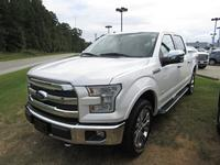 USED 2017 FORD F-150 SUPERCREW LARIAT ECOBOOST 4WD