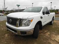 NEW 2017 NISSAN TITAN XD SV V8D SINGLE CAB