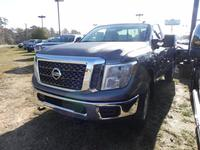 NEW 2017 NISSAN TITAN XD SV V8G SINGLE CAB