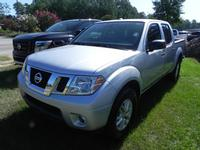 USED 2017 NISSAN FRONTIER CREWCAB SV