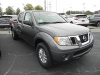 USED 2017 NISSAN FRONTIER CREWCAB SV LB