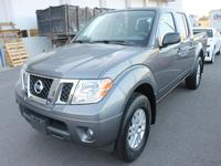 USED 2017 NISSAN FRONTIER CREWCAB SV 4WD