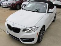 USED 2017 BMW 230I CONVERTIBLE