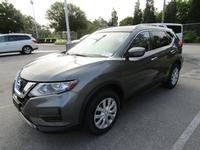 USED 2017 NISSAN ROGUE S AWD