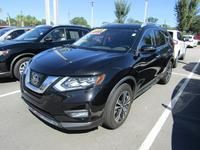 USED 2017 NISSAN ROGUE SL