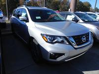 NEW 2018 NISSAN PATHFINDER PLATINUM