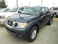 NEW 2018 NISSAN FRONTIER SV SB CREW CAB 4WD