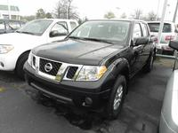 USED 2018 NISSAN FRONTIER CREWCAB SV