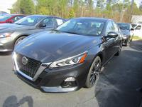 USED 2019 NISSAN ALTIMA PLATINUM