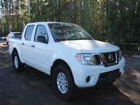 USED 2019 NISSAN FRONTIER CREWCAB 4WD