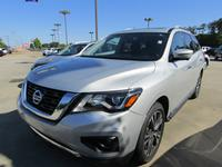 USED 2020 NISSAN PATHFINDER PLATINUM